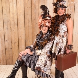 Collectie Steampunk 2017